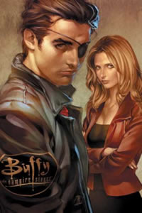 Buffy the Vampire Slayer - Season 8