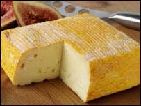 Vieux Boulogne Cheese - The Stinkiest Cheese in the World!