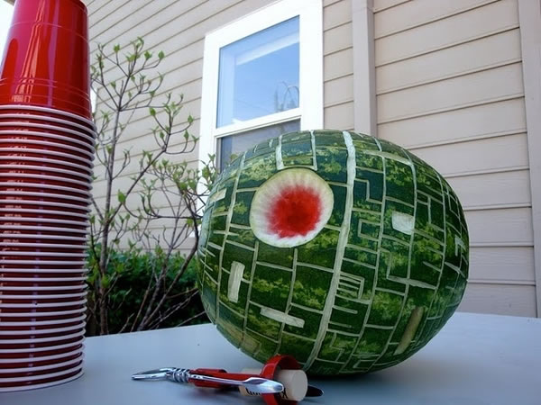The Mighty Death Melon