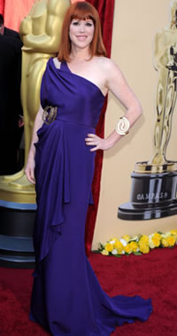 Molly Ringwall - 2010 Oscars