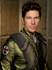 Micheal Trucco on Castle
