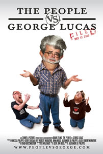 The People vs. George Lucas - Premiering at SXSW, March 13, 6:30 pm.