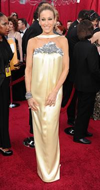 Sarah Jessica Parker - 2010 Oscars