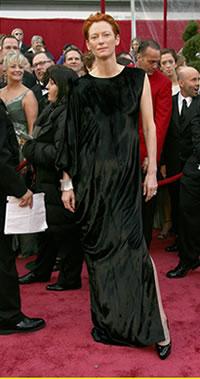 Tilda Swinton - 2008 Oscars