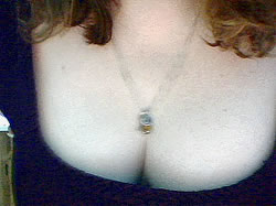 Boobquake closeup