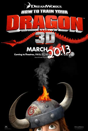 How To Train Your Dragon 2 - Coming in 2013