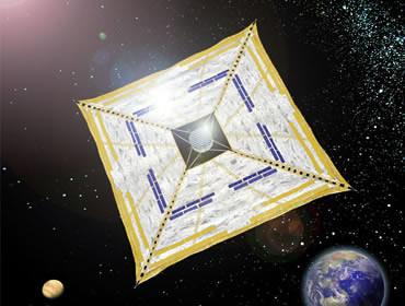 IKAROS Solar Sail - JAXA