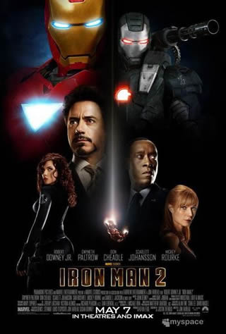 Iron Man poster - version 2.0