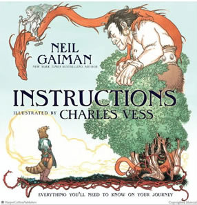 Instructions by Neil Gaiman