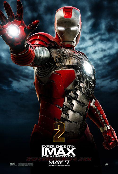 Iron Man - IMAX
