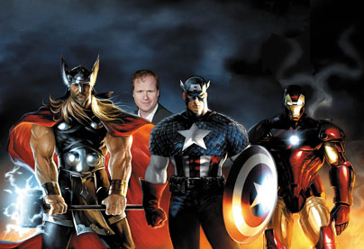 Joss Whedon to direct The Avengers