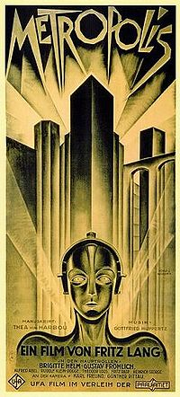 Metropolis - 1927 Poster