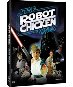 Star Wars - The Robot Chicken version