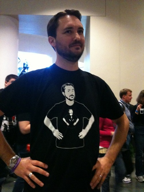 Wil Wheaton is awesome