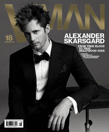 Alexander Skarsgård - VMAN Magazine
