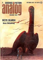 Weyr Search by Anne McCaffrey, 1967