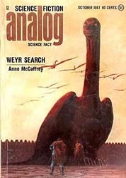 Weyr Search by Anne McCaffrey, 1967
