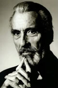 Christopher Lee as Peter Vincent