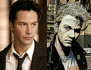 Keanu Reeves was *NOT* John Constantine