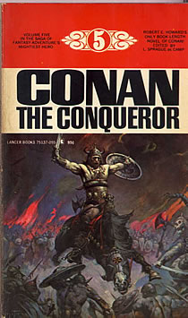 Conan the Conqueror - Frank Frazetta