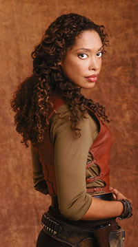 Gina Torres as Wonder Woman? I'm there!