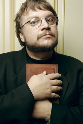 Guillermo Del Toro has left Hobbiton!