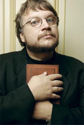 Guillermo Del Toro has left Hobbiton!