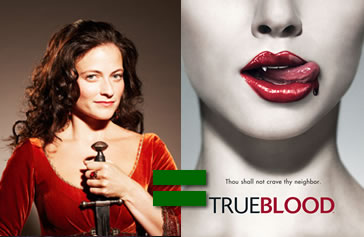 Lara Pulver joins True Blood