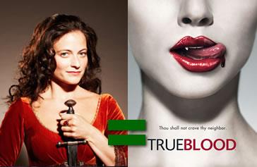 Lara Pulver joins True Blood