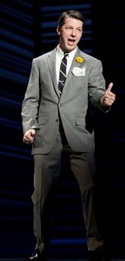 Sean Hayes as Chuck Baxter from Promises Promises