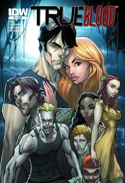 True Blood - Volume 1, Issue 1 Cover