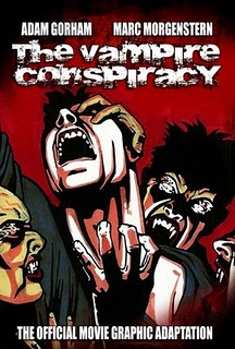 The Vampire Conspiracy graphic novel