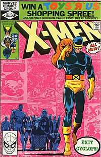 Uncanny X-men - Issue 138