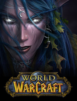 World of Warcraft - my elf